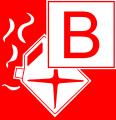 116px-Fire_Class_B_svg