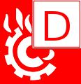 116px-Fire_Class_D_svg